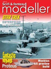 Sci-Fi & Fantasy modeller cover volume 44