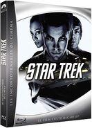 Star trek (blu-ray film 2009) édition digibook 2014