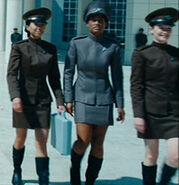Starfleet female dress unifroms, 2259