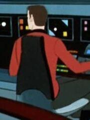 Sternenflottenoffizier Technik Sicherheit USS Enterprise 2269 Sternzeit 5371
