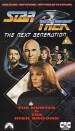 TNG vol 30 UK VHS cover