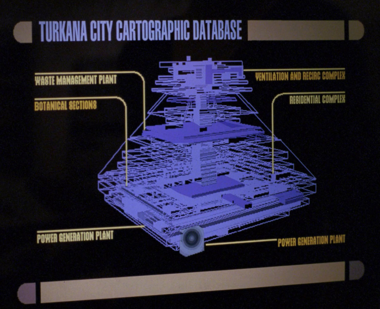 Image Turkana City Map Memory Alpha Fandom Powered By Wikia Star Trek Engineering Schematics Fileturkana