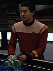 Unteroffizier 3 Enterprise-A 2287