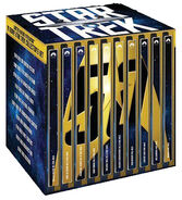 10 Movie Star Trek Collector's Set - Limited Edition Steelbook Collection Japanes box
