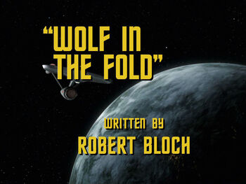 Wolf in the Fold title card