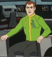 April commandant Enterprise (2270)