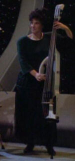 Bass-like instrument, 2369