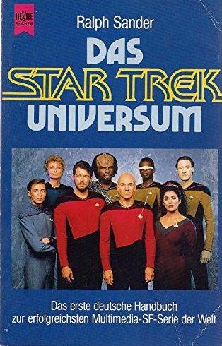 Das Star Trek Universum Erstauflage