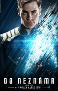 Do Neznàma - Star trek beyond, kirk, tchèque
