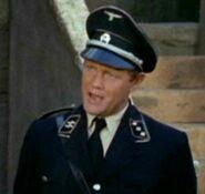 Ekosian Gestapo lieutenant, headshot