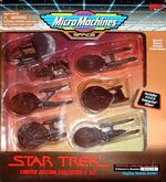 Galoob Star Trek MicroMachines no.66124
