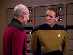 Picard O'Brien The Wounded