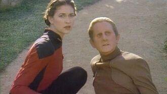 Star Trek- DS9 4x10 - Homefront (All Trailers)