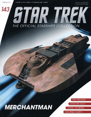 Star Trek Official Starships Collection issue 143