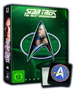 TNG S4 Blu-ray (German steelbook)