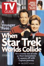 TV Guide cover, 1996-02-17