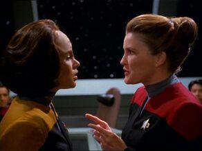 Torresová a kapitán