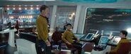 USS Enterprise alternate universe bridge forward