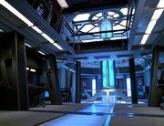 Voyager Maschinenraum