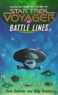 Battle Lines novel
