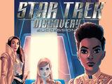 Star Trek: Discovery - Succession (omnibus)