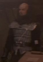 Officier armement inconnu de Klaa 2287