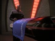 Sisko an Jadzias Sark