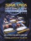 Star Trek Deep Space Nine - Memories from the Future Sell Sheet Front