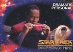 Star Trek Deep Space Nine - Season One Card046