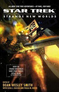 Strange New Worlds 8 cover