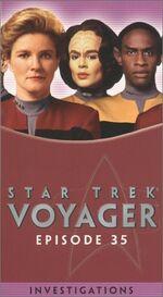 VOY 35 US VHS