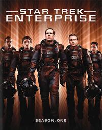 ENT Season 1 Blu-ray cover