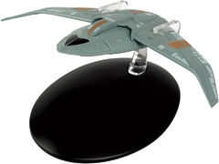 Eaglemoss 83 Bajoran Interceptor