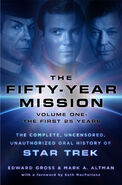 Fifty Year Mission, Volume One cover