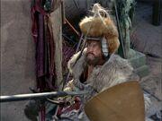 Kalar warrior poked with Pike's pike