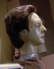 Lore's head