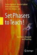 Set Phasers to Teach cover