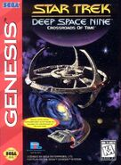 Star Trek DS9 Crossroads of Time Genesis Cover