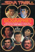 Star Trek II Biographies