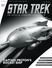 Star Trek Official Starships Collection issue 111