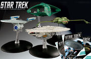 Star Trek The Official Starships Collection