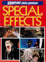 Starlog photo guidebook Special Effects cover volume 4