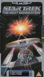 TNG 4.6 UK VHS cover