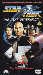 TNG vol 8 UK VHS cover