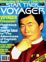 VOY Official Magazine issue 9 cover