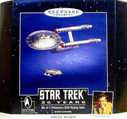 1996 Hallmark 30th Anniversary Enterprise