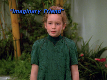 Imaginary Friend title card