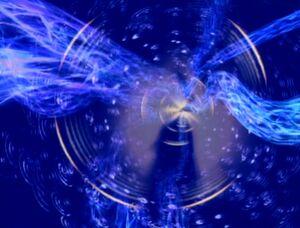 Bajoran wormhole interior