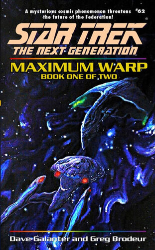Cover of book 1, <i>Dead Zone</i>