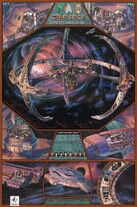 Deep Space Nine cut-away poster